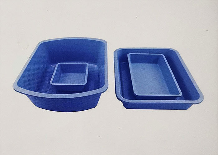 Non - Toxic Plastic Kidney Shaped Dish / Disposable Plastic Trays Medical