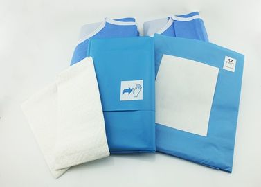 Table Drape Sterile Surgical Packs Childbirth Pregnant Delivery Disposable