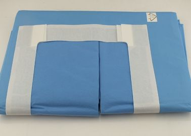 Abdominal Lap Sterile Disposable Drapes Waterproof Laparoscopy Surgery Lithotomy