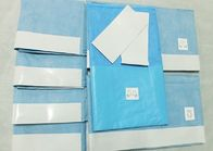 Hygeinic Disposable Surgical Packs , General Delivery Sterile Surgical Drapes