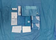 Healthcare Surgical Procedure Packs , Knee Arthroscopy Disposable Patient Drapes